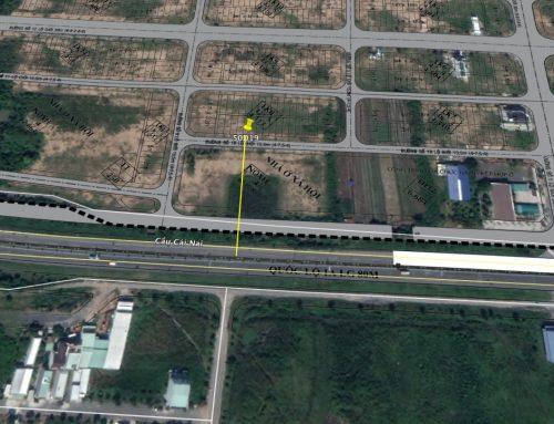 Nền đường số 19 KDC Hồng Loan 5C cách QL1A 100m